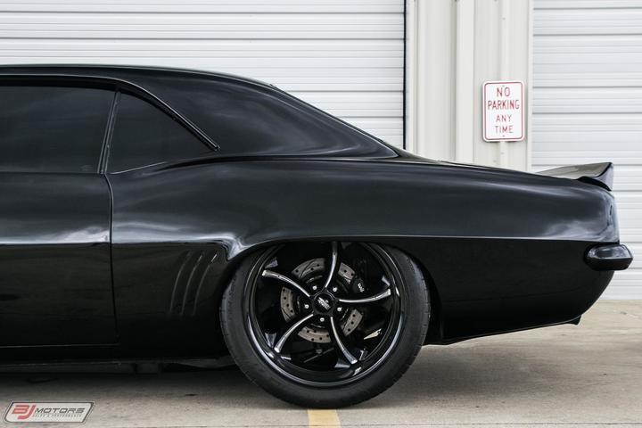Pro Touring Camaro >> 1969 Chevrolet Camaro Pro Touring