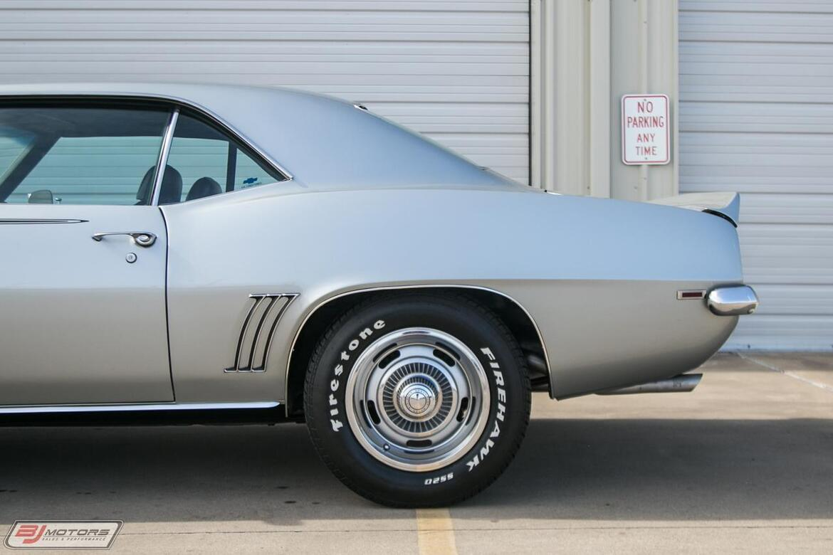 1969 Chevrolet Camaro RS SS  Tomball TX
