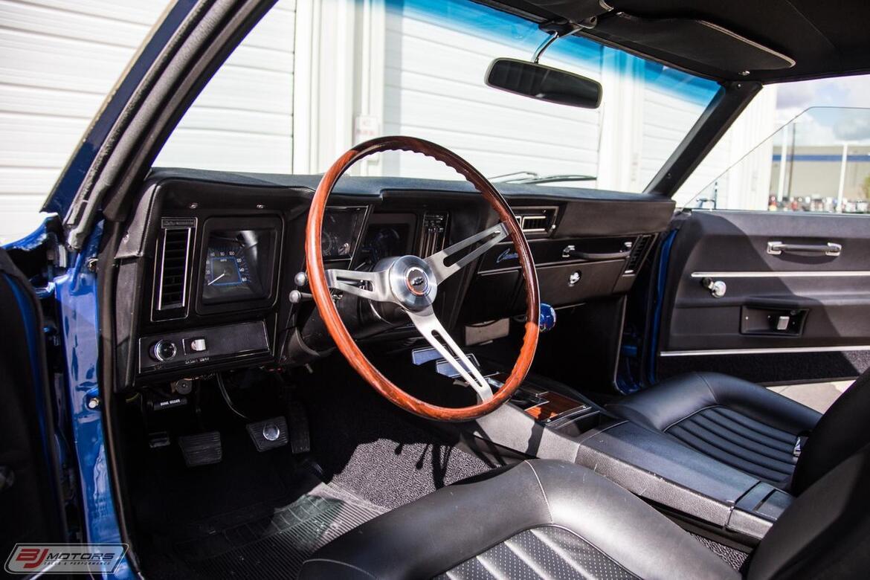 1969 Chevrolet Camaro SS Resto Mod Tomball TX