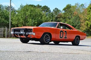 1969_DODGE_Charger_RT/SE General Lee_ Hickory NC