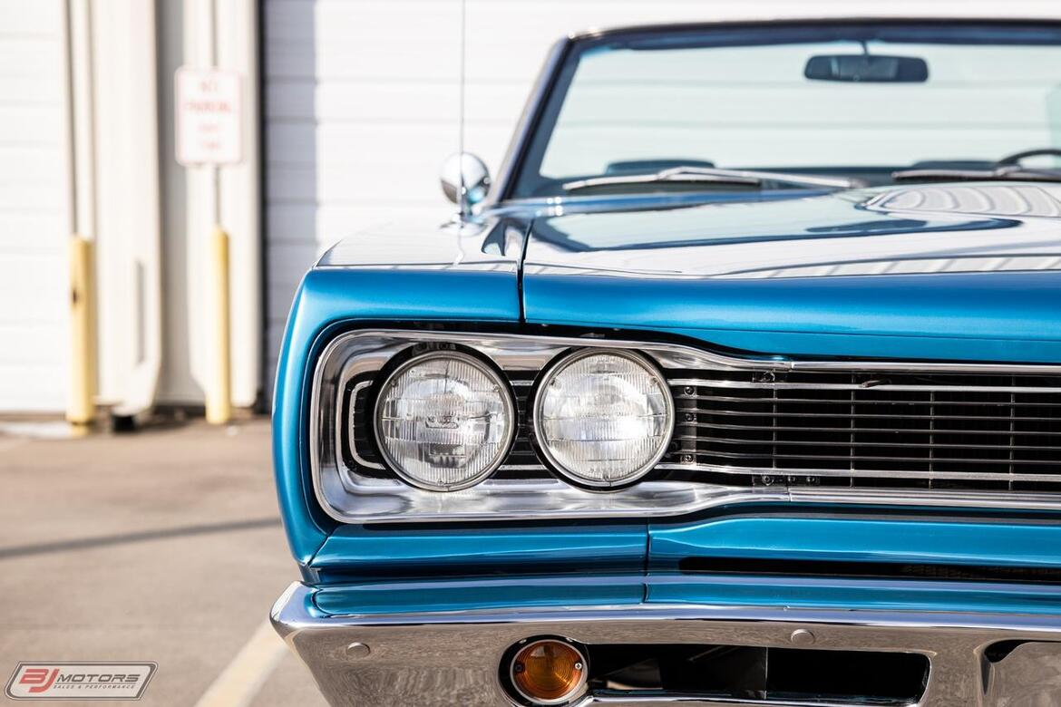 1969 Dodge Coronet R/T Tomball TX