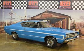 Ford TORINO (RICHARD PETTY EDITION 1 OF 5) GT 1969