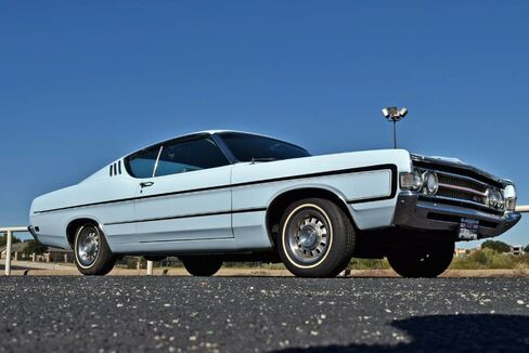 1969_Ford_Torino GT__ Fort Worth TX