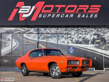 1969 Pontiac GTO  Tomball TX