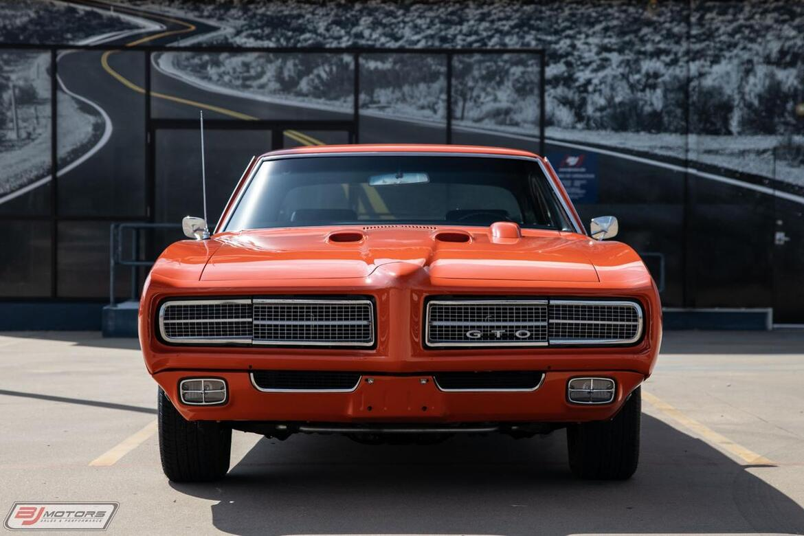 1969 Pontiac GTO Judge Tribute Tomball TX