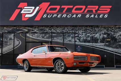 1969 Pontiac GTO Judge Tribute Tomball TX