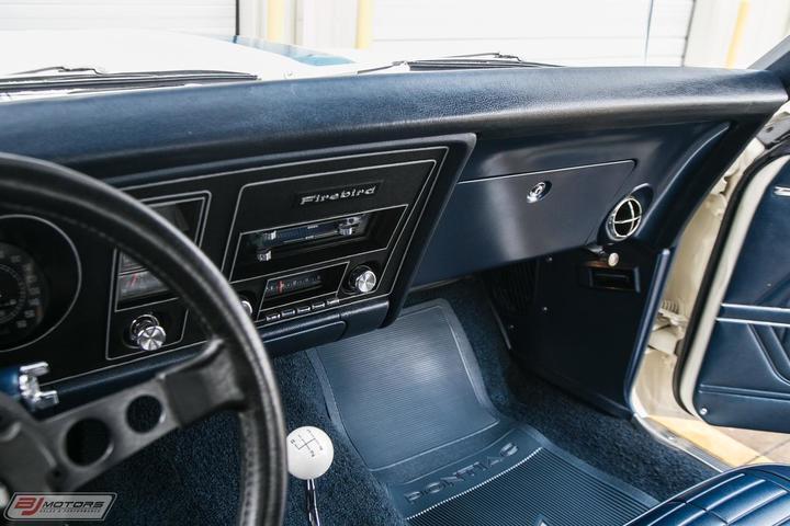 1969 Pontiac Trans Am Ram Air III  Tomball TX