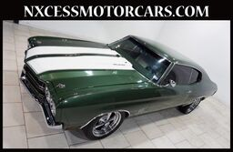 Chevrolet Chevelle SS 454 COUPE COLLECTIBLE ITEM GARAGE KEPT. 1970