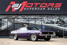 1970 Plymouth Barracuda 440 Six Pack in Plum Crazy Purple