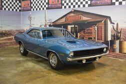 Plymouth Cuda 1 of 1 with options w/ac 1970