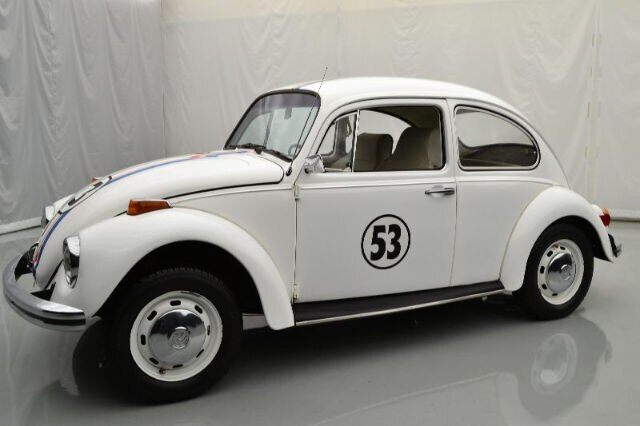 1970 VOLKSWAGEN Type 1 Herbie The love bug Hickory NC