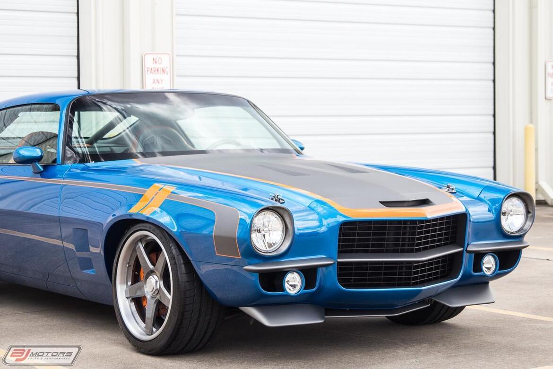 1971 Chevrolet Brute Force Camaro Multiple Show Winner Tomball TX