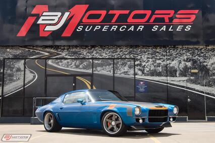 1971 Chevrolet Brute Force Camaro Multiple Show Winner Tomball TX