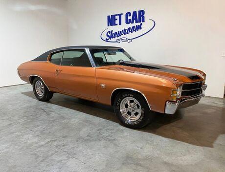 1971 Chevrolet Chevelle  Houston TX