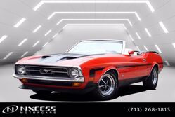 Ford MUSTANG MACH 1 CONVERTIBLE VERY RARE EXCELLENT CONDITION 1971