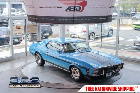 1971_Ford_Mustang_Coupe_ Chantilly VA