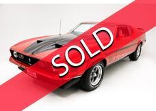 1971_Ford_Mustang Mach 1__ Seattle WA