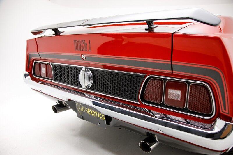 1971 Ford Mustang Mach 1  Seattle WA