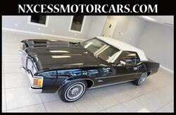 1971_Mercury_COUGAR_POWER CONVERTIBLE TOP COLLECTIBLE ITEM._ Houston TX