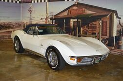 Chevrolet CORVETTE CONVERTIBLE 1972