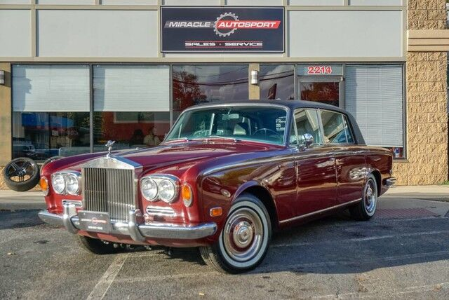 1972 Rolls-Royce Silver Shadow  Hamilton NJ