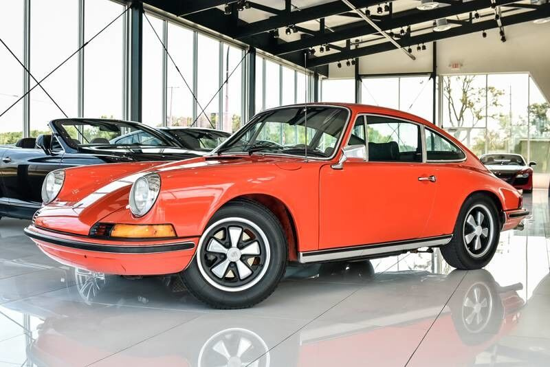 1973_Porsche_911T_Coupe_ Chicago IL
