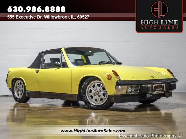 1973 Porsche 914  Willowbrook IL