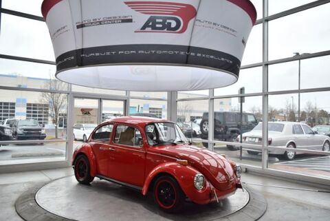 1973_Volkswagon_Super Beetle_Coupe_ Chantilly VA