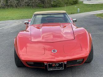 Chevrolet Corvette Convertible  1974