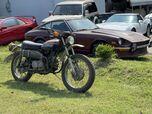 1974 Harley Davidson SX350 Sprint Aermachi