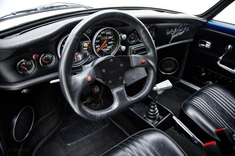 1974 Volkswagen Karmann Ghia Custom  Seattle WA
