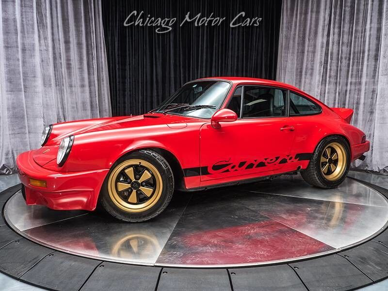 1975_Porsche_911 Carrera_Coupe_ Chicago IL