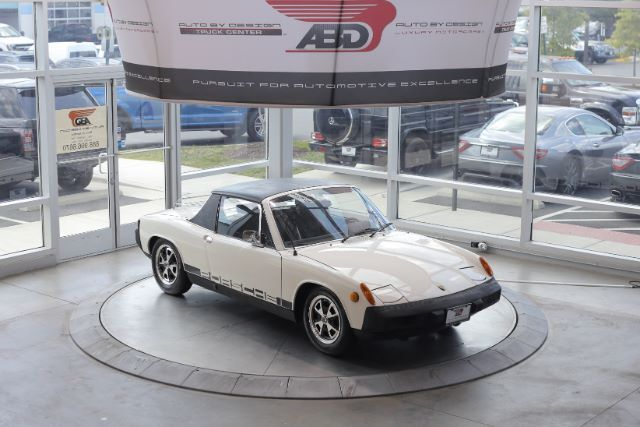1975 Porsche 914 Targa Chantilly VA