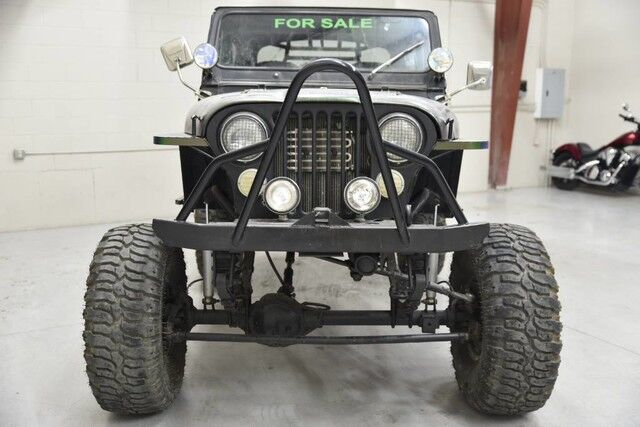 1976 Jeep CJ7  Englewood CO