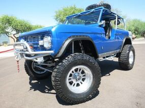 Ford Bronco  1977