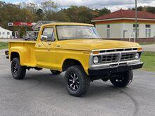 1977_Ford_F250 Stepside 4X4_351M 4 Speed_ Crozier VA
