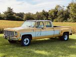 1977 GMC 3500 Campers Special 3+3 Dually