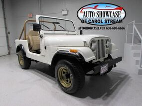 Jeep CJ 7  1977