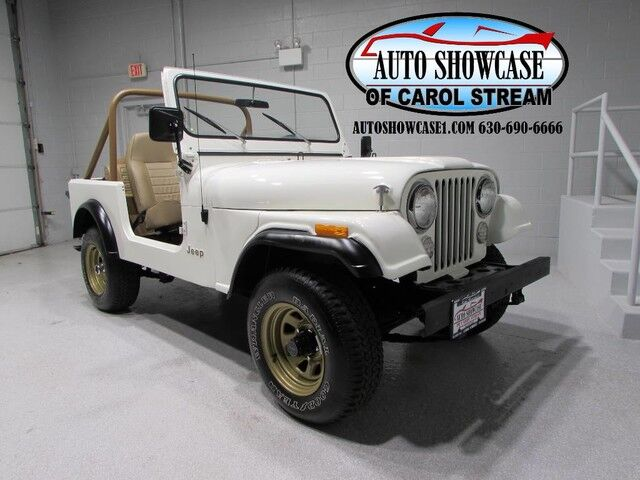 1977 Jeep CJ 7  Carol Stream IL