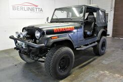 1977_Jeep_CJ7__ Farmer's Branch TX