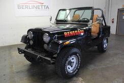 1977_Jeep_CJ7_Renegade_ Farmer's Branch TX