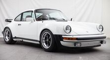 Porsche 911 Turbo 3.3L Manual (Euro Spec 1 of 1) 1978