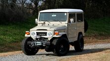 Toyota FJ40 LAND CRUISER / 4X4 / HARDTOP / SUPER CLEAN 1978