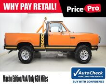 1979_Dodge_POWER WAGON_MACHO Edition 4WD 360 V8_ Maumee OH