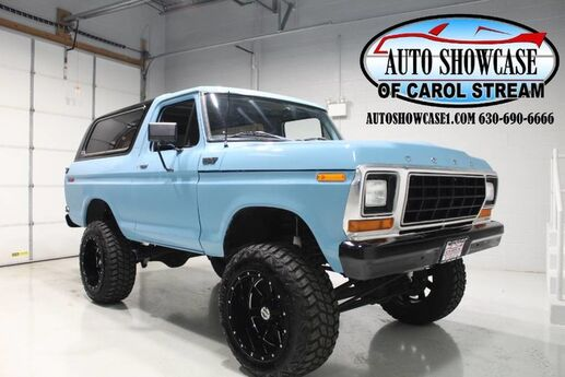 1979 Ford BRONCO  Carol Stream IL