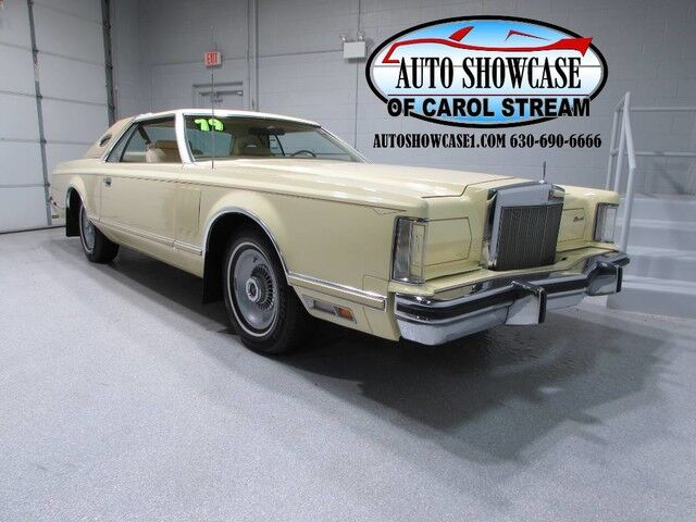1979 Lincoln MARK V  Carol Stream IL