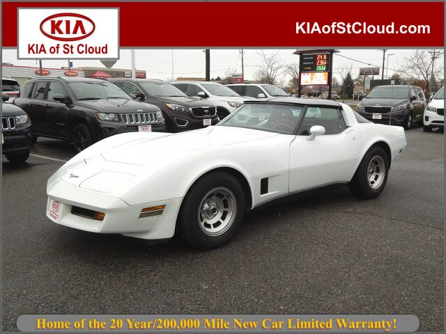 1980 Chevrolet CORVETTE  Waite Park MN