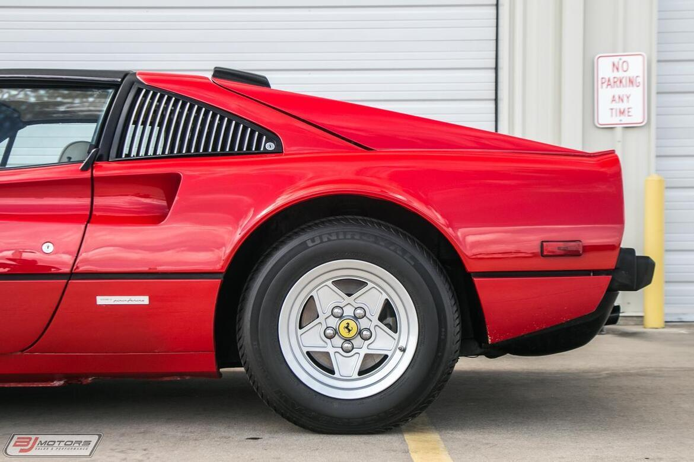 1980 Ferrari 308 GTSI  Tomball TX