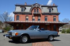 1980_Mercedes-Benz_450 SL__ Hopewell NJ