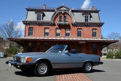 1980_Mercedes-Benz_450SL__ Hopewell NJ